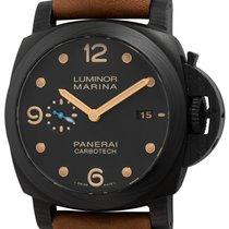 Panerai Luminor Marina 1950 3 Days Automatic Carbon 44mm Black Arabic numerals United States of America, Texas, Austin