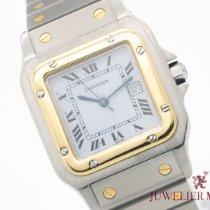 Cartier Santos Galbée Gold/Stahl 30mm Deutschland, München