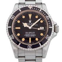 Rolex Sea-Dweller Stahl 40mm Schwarz Schweiz, Geneva