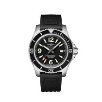 Breitling Superocean II 44 Steel 44mm Black Arabic numerals United States of America, Iowa, Des Moines