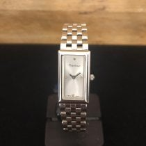Philip Watch White gold Quartz Silver No numerals new