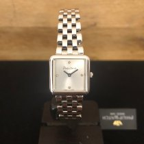 Philip Watch White gold Quartz Silver 28mm new