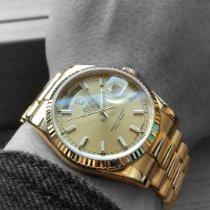 Rolex Day-Date 36 Žluté zlato