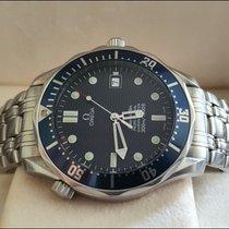 欧米茄 Seamaster Diver 300 M 钢 41mm 蓝色 无数字