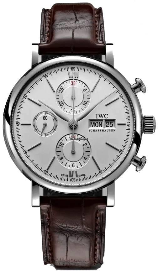 IWC Portofino Chronograph IW391027 2021 new