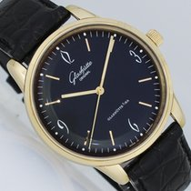 Glashütte Original Sixties Or rose 39mm Noir Arabes