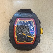 Richard Mille RM 67 Carbon 38.7mm Transparent No numerals United States of America, New York, staten island