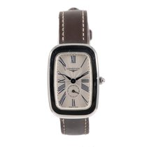 Longines Equestrian pre-owned 22mm Leather