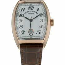 Franck Muller Cintrée Curvex 7851 SC DT VIN New Rose gold 42mm Automatic