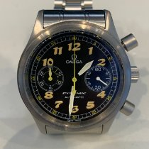 Omega Dynamic Chronograph Steel 38mm Black Arabic numerals United States of America, Wisconsin, Green Bay