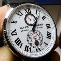 Ulysse Nardin Marine Chronometer 43mm Steel 43mm Roman numerals