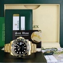 Rolex Ceramic Black 40mm pre-owned GMT-Master II
