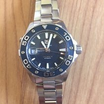 TAG Heuer Aquaracer 500M Steel 43mm Blue United States of America, Illinois, TINLEY PARK