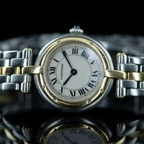 Cartier Panthère Steel 23mm White Roman numerals United States of America, New York, Brooklyn