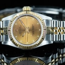 Rolex Oyster Perpetual Steel 24mm Gold
