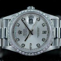 Rolex Day-Date 36 36mm Silver