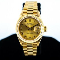 Rolex 69178 1990 Lady-Datejust 26mm pre-owned United States of America, New York, Brooklyn