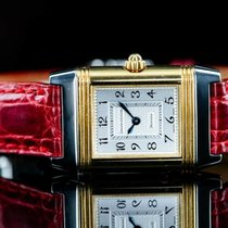 Jaeger-LeCoultre Reverso Duetto Gold/Steel 26mm White Arabic numerals United States of America, New York, Brooklyn
