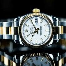 Rolex Lady-Datejust 26mm Blanc