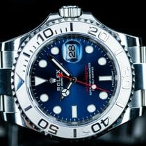 Rolex Yacht-Master 40 Steel 40mm Blue United States of America, New York, Brooklyn