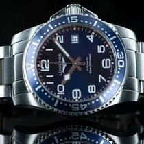 Longines HydroConquest Steel 41mm Blue Arabic numerals United States of America, New York, Brooklyn