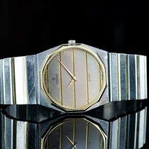 Concord Stahl Quarz Silber 33mm gebraucht Mariner