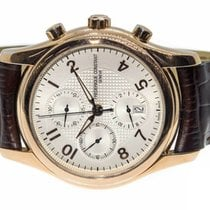 Frederique Constant Runabout Steel 43mm White Arabic numerals United States of America, New York, Brooklyn
