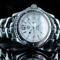 TAG Heuer Link Quartz Steel 42mm White United States of America, New York, Brooklyn