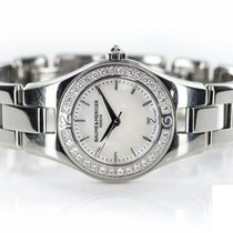 Baume & Mercier Linea Steel 27mm White United States of America, New York, Brooklyn