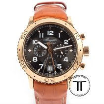 Breguet 3810BR/92/9ZU Rose gold 2000 Type XX - XXI - XXII 42mm pre-owned United States of America, New York, New York