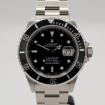 Rolex 16610 Steel 1994 Submariner Date 40mm pre-owned United States of America, California, Marina Del Rey