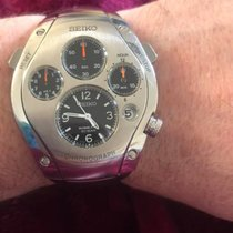 Seiko Kinetic 9T82-0A50 pre-owned