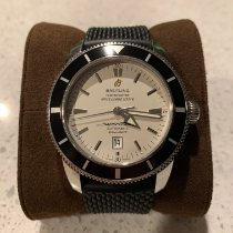 Breitling Superocean Héritage 46 Steel 46mm Black