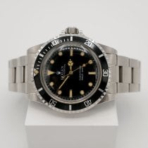 Rolex Submariner (No Date) Steel 40mm Black No numerals United States of America, California, Marina Del Rey
