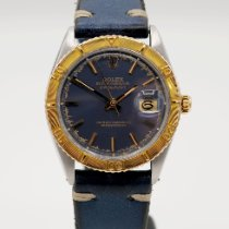 Rolex Datejust Turn-O-Graph Steel 36mm Blue No numerals United States of America, California, Marina Del Rey