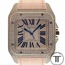 Cartier Santos 100 WM501751 2000 pre-owned