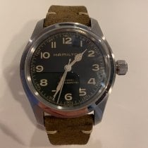 Hamilton Steel 42mm Automatic H70605731 pre-owned