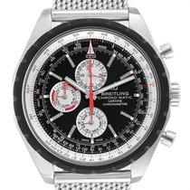Breitling Chrono-Matic 1461 Steel 49mm Black United States of America, Georgia, Atlanta
