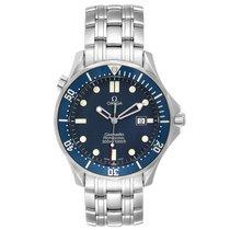 Omega Seamaster Diver 300 M Otel 41mm Albastru