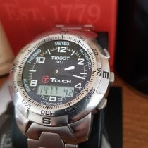 Tissot T-Touch Expert Titan Crn