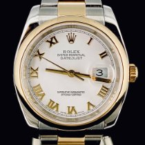 Rolex 116233 Or/Acier 2006 Datejust 36mm occasion