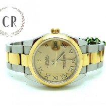 Rolex Lady-Datejust Acero y oro 31mm Champán Romanos España, Los Barrios