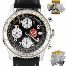 Breitling Old Navitimer Steel 41.5mm Arabic numerals United States of America, New York, Lynbrook