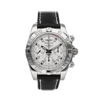 Breitling Chronomat 41 AB014012/G711 Very good Steel 41mm Automatic