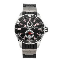Ulysse Nardin Diver Chronometer Steel 44mm Black No numerals United States of America, Pennsylvania, Bala Cynwyd