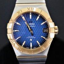 Omega Constellation Men Gold/Steel 38mm Blue UAE, Dubai