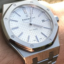 Audemars Piguet Royal Oak Selfwinding Acier 41mm Gris France, Paris