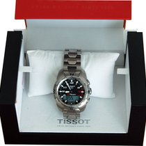 Tissot T-Touch Expert T013.420.44.202.00 2012 pre-owned