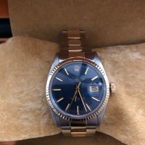 Rolex 16013 Gold/Steel 1973 Datejust 36mm pre-owned United States of America, California, San Diego