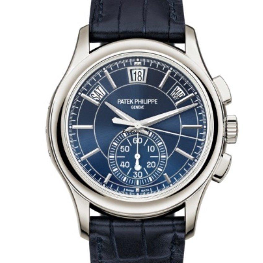 Patek Philippe Annual Calendar Chronograph 5905P-001 2017 new